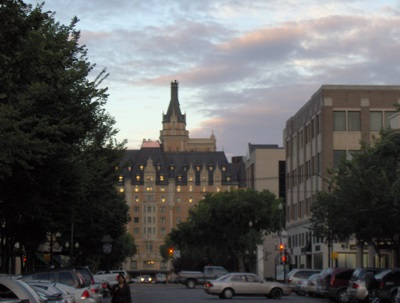 Bessborough in Saskatoon, Canada